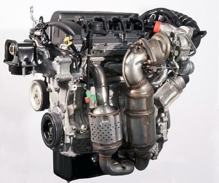 Motor PSA ciclo Otto con EGR