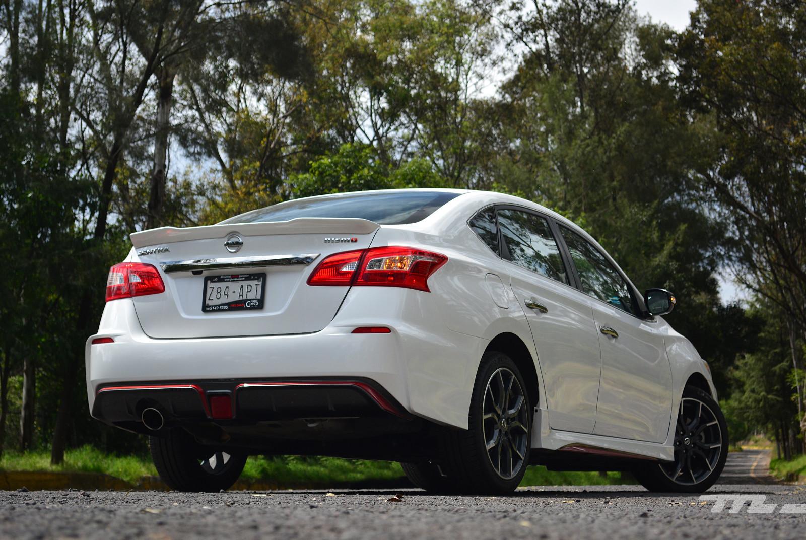 Foto de Nissan Sentra Nismo (prueba) (4/17)