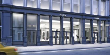 402fad326472d Zara abrirá su tienda más grande de Estados Unidos en el SoHo con 4.400  metros cuadrados