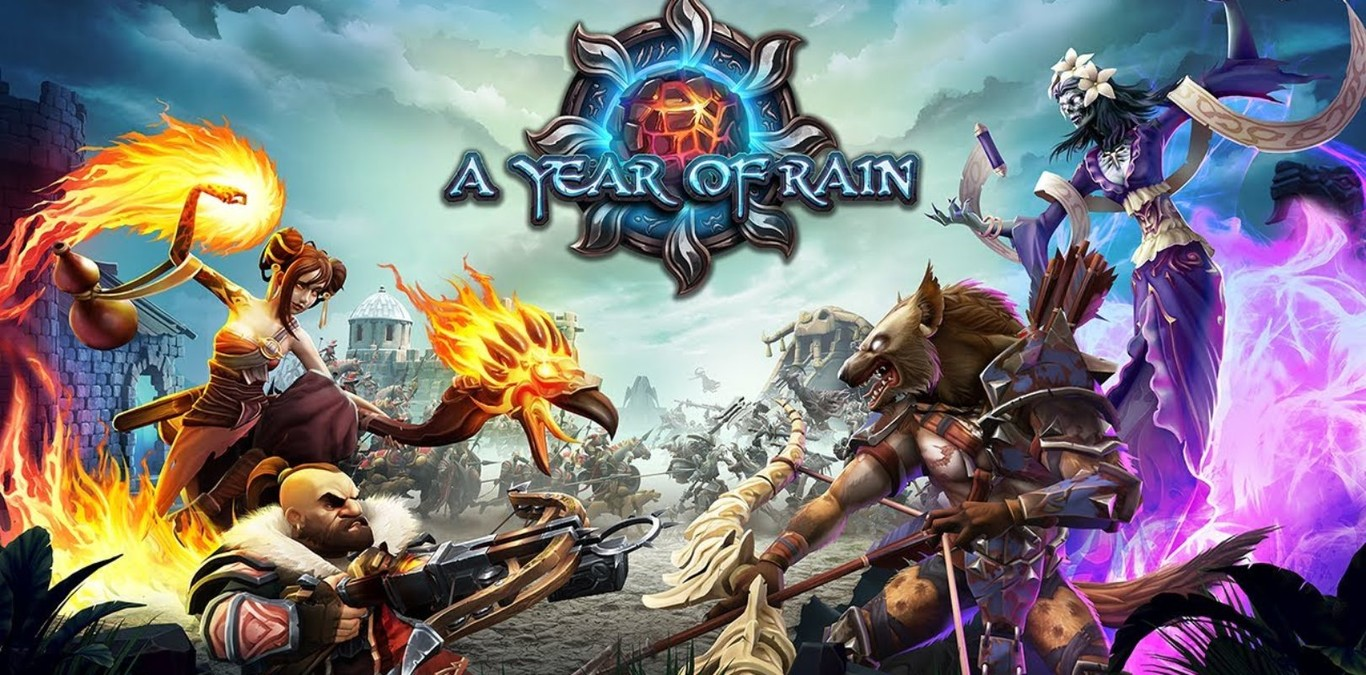 Hemos jugado a A Year of Rain, la nueva apuesta de Daedalic Entertainment por la estrategia en tiempo real...