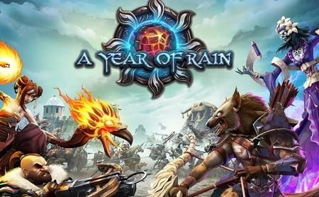 Hemos jugado a A Year of Rain, la nueva apuesta de Daedalic Entertainment por la estrategia en tiempo real cooperativa con héroes