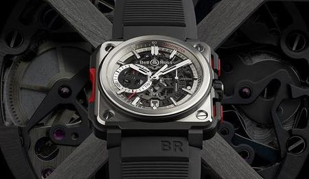 BR-X1, el nuevo reloj de Bell& Ross