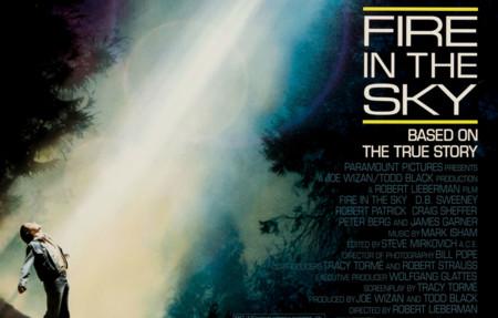Ciencia-ficción: 'Fuego en el cielo', de Robert Lieberman