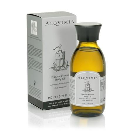 Natural Fitness Body Oil de Alqvimia