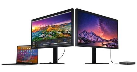 LG pone a la venta su nueva línea de monitores UltraFine 5K y 4K pensados para usuarios de Apple