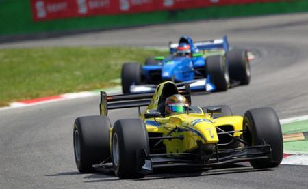 Kevin Giovesi 2014 Monza Auto GP