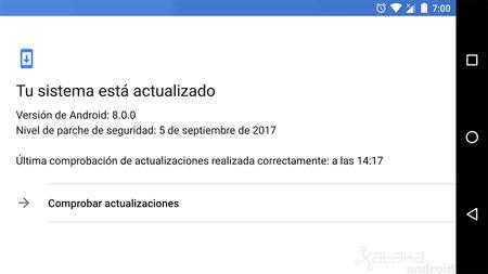 Google no te hará esperar para actualizar sus dispositivos, recibirás la OTA nada más solicitarla