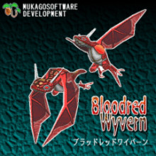 Bloodred Wyvern