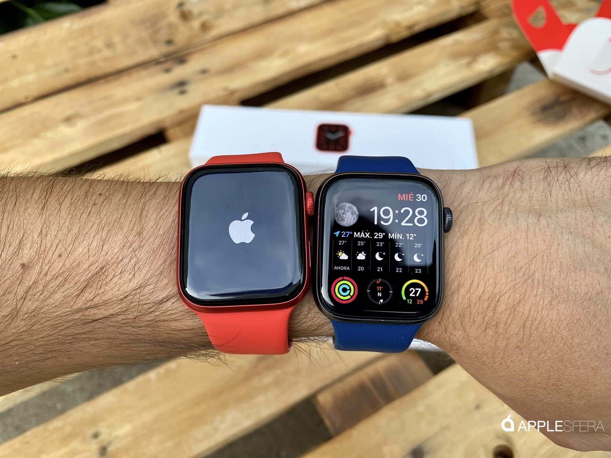 Foto de Apple Watch Series 6 PRODUCT(RED) (10/26)