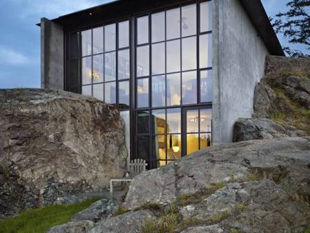 """Vivir """"on the rocks"""", el arquitecto Tom Kundig lo hace posible"""