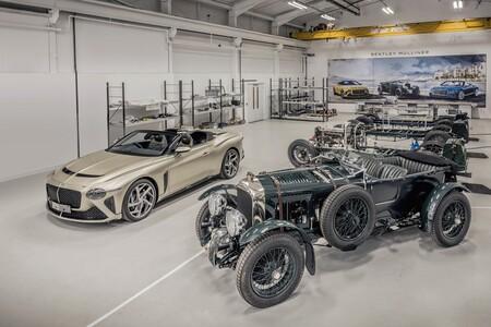Bentley Bacalar, la primera de las 12 exclusivas unidades ha finalizado su producción