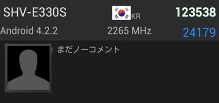 Samsung Snapdragon 800