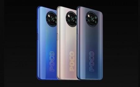 Poco X3 Pro Oficial Colores