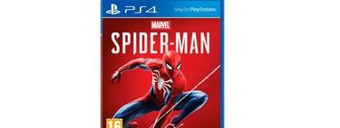 Consola Sony PS4 de 500GB, con el juego Spider-Man, por 299,95 euros en el Super Weekend de eBay