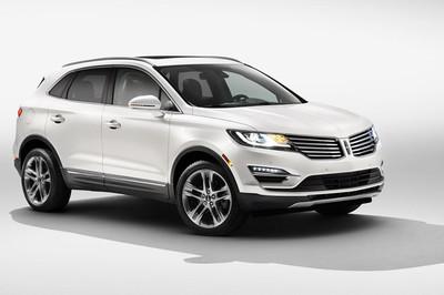 Lincoln presenta oficialmente su nuevo crossover, la MKC