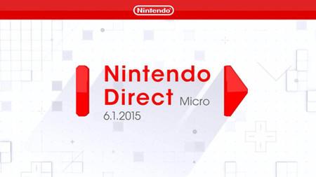 Nintendo lanzó el día de hoy un mini Nintendo Direct