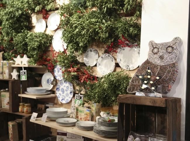 Pop up Store de Navidad de Carrefour