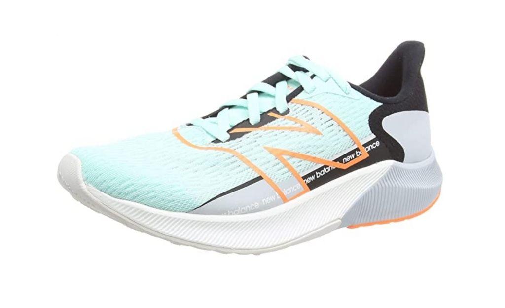 New Balance FuelCell Propel v2, Zapatillas para Correr de Carretera Mujer, White Mint