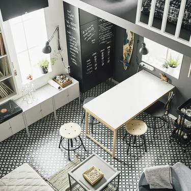 7 soluciones funcionales de Ikea para estudios y pisos pequeños
