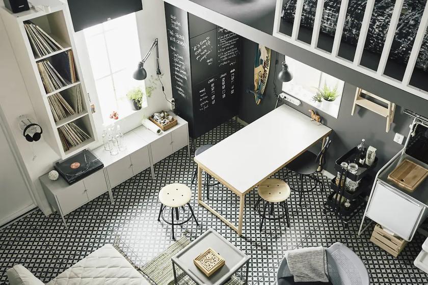 soluciones ikea para espacios pequeños