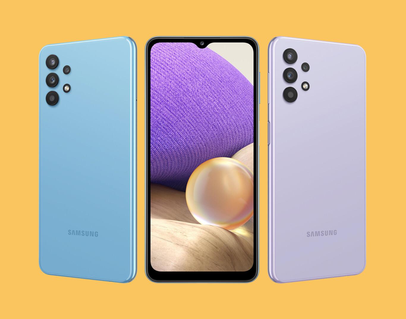 Samsung galaxy a32 barato chollo