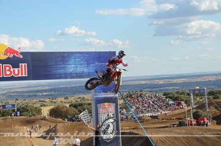 Ryan Dungey y Jorge Prado se adjudican el primer Red Bull Give me Five