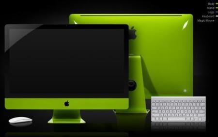iMacs de colores con Colorware