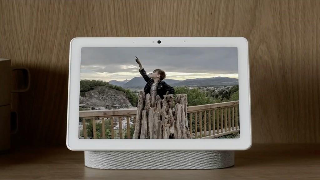 Nest Max Hub: una pantalla de 10