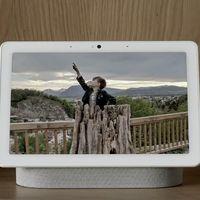"""Nest Max Hub: una pantalla de 10"""" con cámara frontal donde Google asegura que todos los datos se gestionan dentro del dispositivo"""