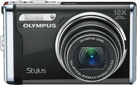 Olympus µ 9000, con zoom de 10x