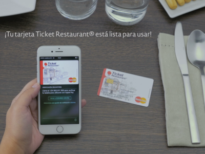 Apple Pay comienza fuerte en España: podrás pagar con Ticket Restaurant desde hoy mismo