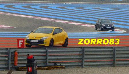 Renault Mégane RS y Renault Clio Sport, primeras imágenes espía