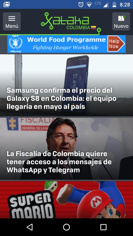 Xataka Colombia móvil