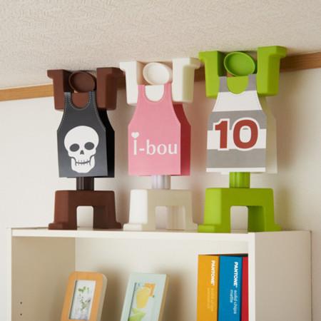 i-bou 'el forzudo', el muñeco que sujeta tus muebles incluso durante un terremoto