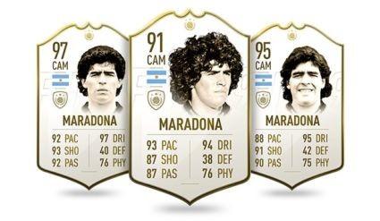 Diego Maradona Fifa 19 Icons Fut Cards E1536267746480