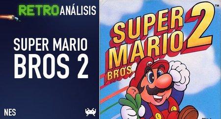 'Super Mario Bros 2'. Retroanálisis