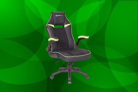 Esta silla gaming de Newskill solo cuesta 67 euros en Amazon: un chollo con diseño robusto y reposabrazos ajustables a precio mínimo