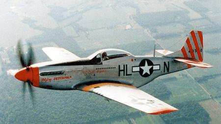 Mustang P51 USAF