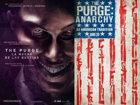 'The Purge' será una trilogía