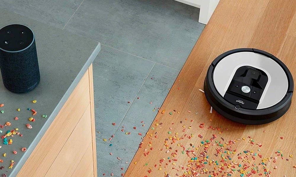 Con el robot aspirador Roomba 971 te olvidas de barrer y hoy pagas 100 euros menos por él en Amazon