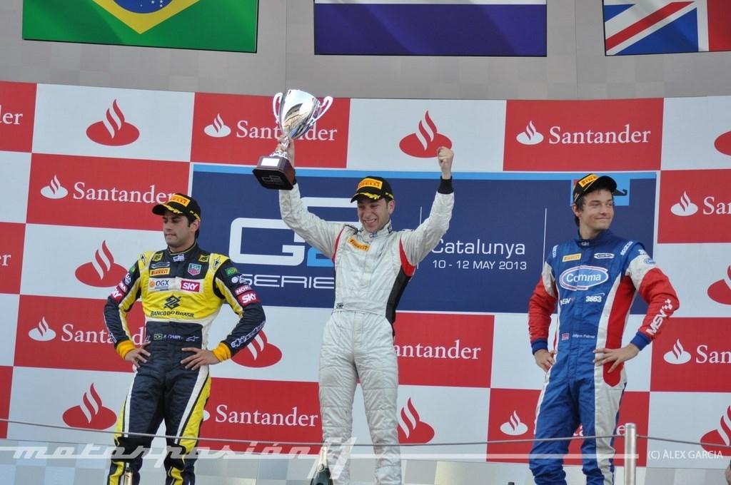 Foto de GP2 2013 Barcelona (28/138)
