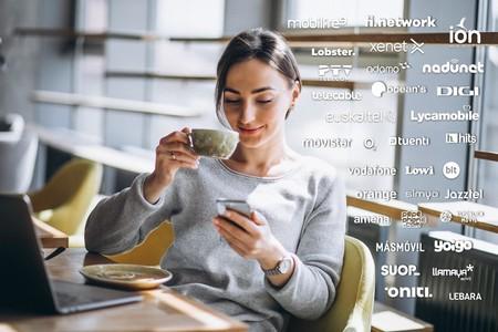 Las mejores tarifas de móvil y fibra en noviembre de 2019