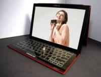 Portátil con pantalla OLED de Samsung