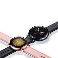Samsung Galaxy Watch Active 2: el nuevo smartwatch de Samsung llega con electrocardiograma y un ingenioso bisel táctil
