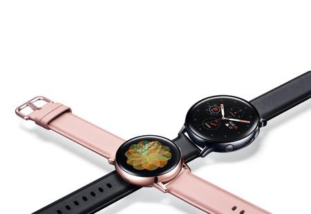 Samsung Galaxy Watch Active2: el nuevo smartwatch de Samsung llega con electrocardiograma y un ingenioso bisel táctil