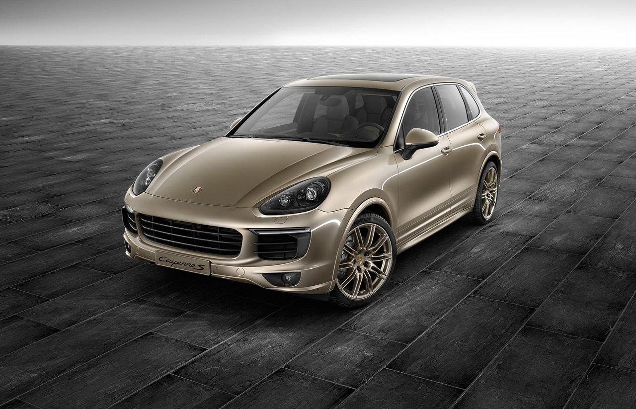 Foto de Porsche Cayenne S por Porsche Exclusive (2/7)