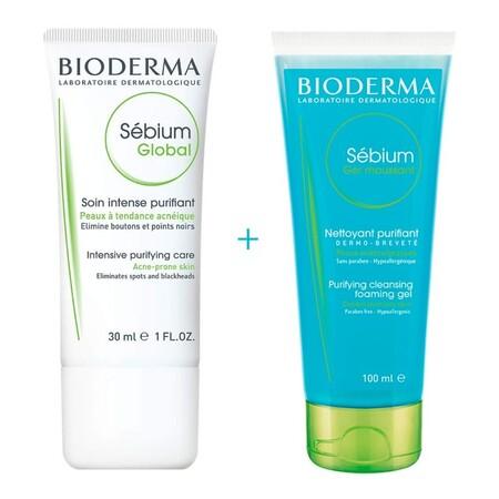 Bioderma Pack Sebium Global 30 M