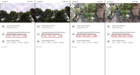 Redmi Note 7 Fotos 48 Megapixeles Ejemplo Camara
