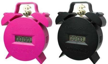 Banclock, un reloj que en realidad es una hucha especial