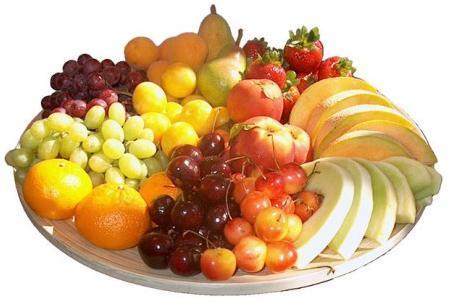 ¿Qué es eso de que la fruta engorda?